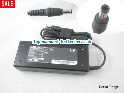 Genuine ACBEL API4AD33 Laptop AC Adapter 19V 3.95A 75W