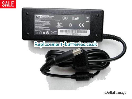 Genuine HP 6531S Laptop AC Adapter 19V 4.74A 90W
