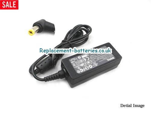 Genuine BENQ ADP-40PH AB Laptop AC Adapter 19V 2.1A 40W
