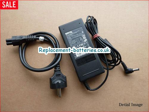 Genuine BENQ S42 Laptop AC Adapter 19V 4.74A 90W