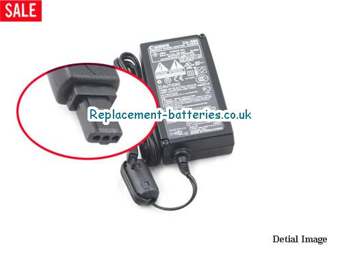Genuine CANON MV300I Laptop AC Adapter 9.5V 2.7A 26W