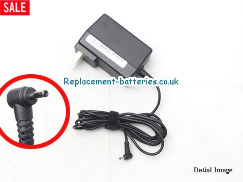 Genuine CHICONY WO24RO1OL Laptop AC Adapter 12V 2A 24W