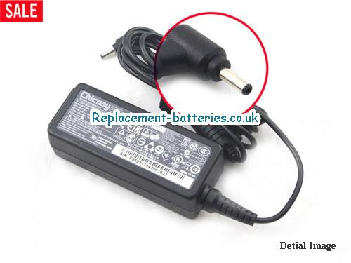 Genuine SAMSUNG NP530U3C-A05CL Laptop AC Adapter 19V 2.1A 40W