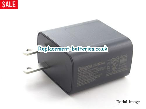 Genuine CHICONY W010R012L Laptop AC Adapter 5.35V 2A 10.7W