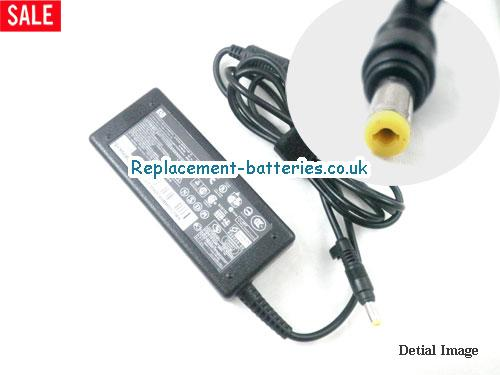 Genuine COMPAQ PPP009L Laptop AC Adapter 18.5V 3.5A 65W