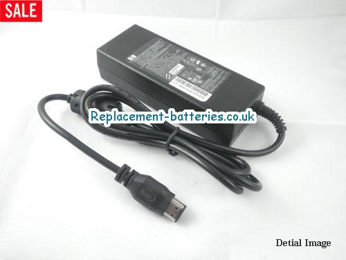 Genuine HP 283884-001 Laptop AC Adapter 18.5V 4.9A 90W