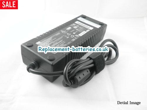 Genuine HP ZV5120US Laptop AC Adapter 18.5V 6.5A 120W
