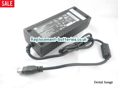Genuine HP zd8125cl Laptop AC Adapter 18.5V 6.5A 120W