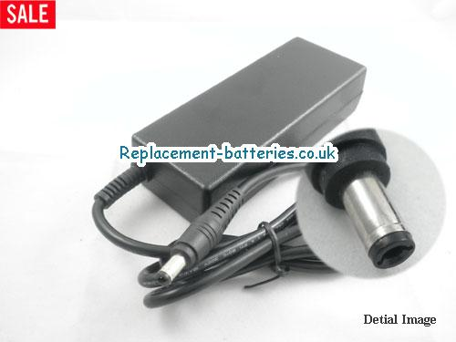 Genuine HP F5651HS Laptop AC Adapter 19V 3.95A 75W