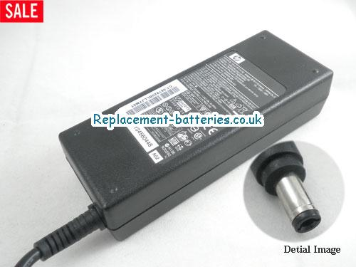 Genuine HP 384021-001 Laptop AC Adapter 19V 4.74A 90W