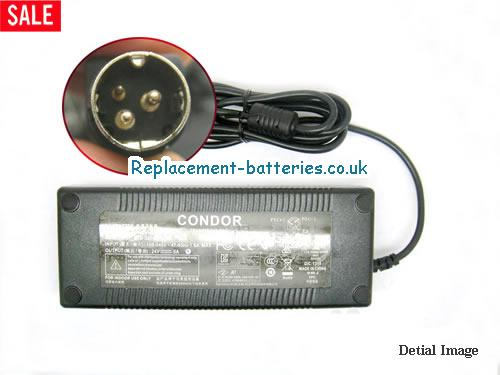 Genuine CONDOR SA-245A0IV Laptop AC Adapter 24V 5A 120W