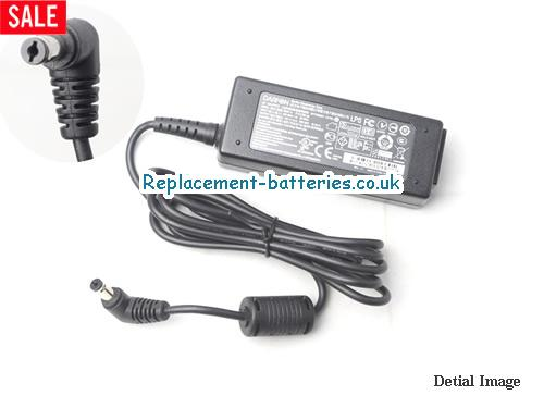 Genuine ACER A11-065N1A Laptop AC Adapter 19V 2.1A 40W