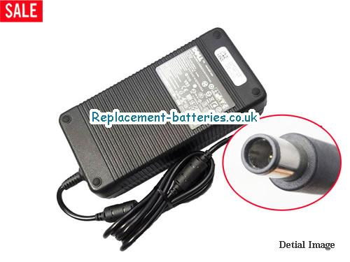Genuine DELL D846D Laptop AC Adapter 12V 18A 216W