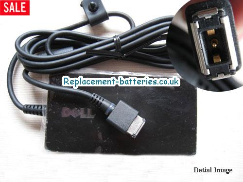 Dell Laptop AC Adapter 19.5V 2.31A