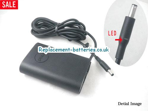 Genuine DELL XPS 12 Laptop AC Adapter 19.5V 2.31A 45W