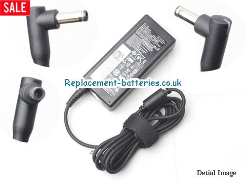 Genuine DELL LA65NS2-01 Laptop AC Adapter 19.5V 3.34A 65W