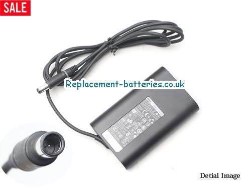 Genuine DELL FA65NS0-00 Laptop AC Adapter 19.5V 3.34A 65W