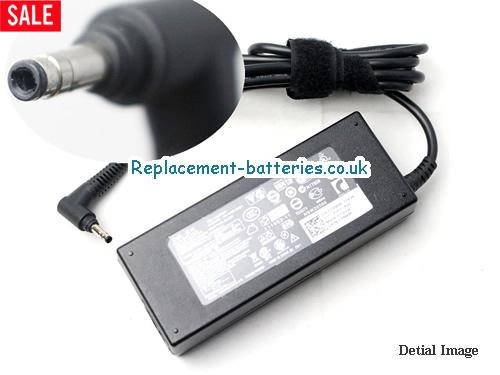 Genuine DELL V5560 Laptop AC Adapter 19.5V 4.62A 90W