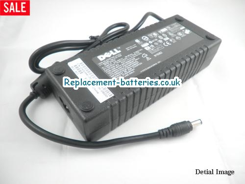 Genuine DELL LATITUDE D610 Laptop AC Adapter 19.5V 6.7A 130W