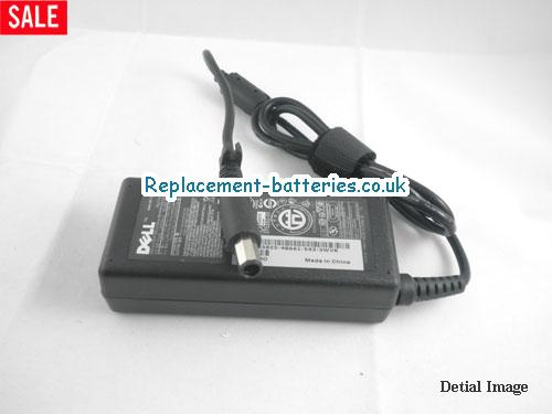 Genuine DELL Latitude D410 Laptop AC Adapter 19V 3.34A 60W