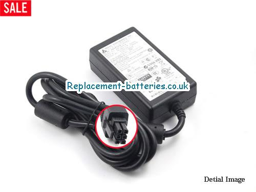 Delta Laptop AC Adapter 12V 0.56A