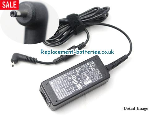 Genuine DELTA ADP-36JH B Laptop AC Adapter 12V 3A 36W