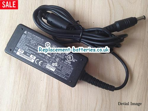 Genuine ASUS 1002HA Laptop AC Adapter 12V 3A 36W