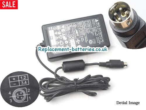 Genuine DELTA ADP-50XB Laptop AC Adapter 12V 4.16A 50W