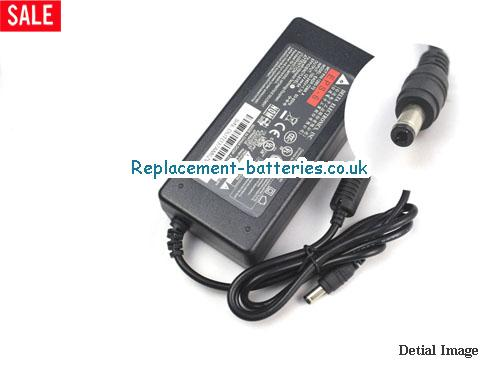 Genuine DELTA 3528 LED STRIP LIGHT CCTV Laptop AC Adapter 12V 6A 72W
