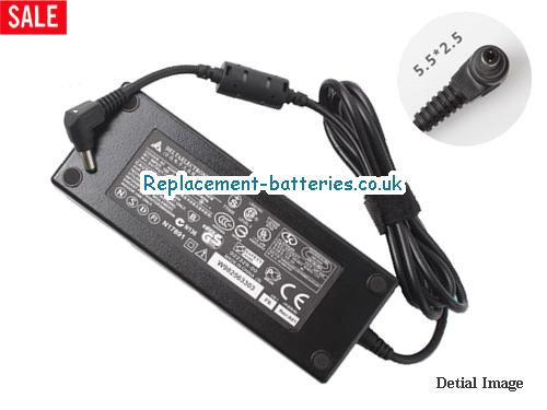 Genuine DELTA EADP-96GBA Laptop AC Adapter 12V 8A 96W