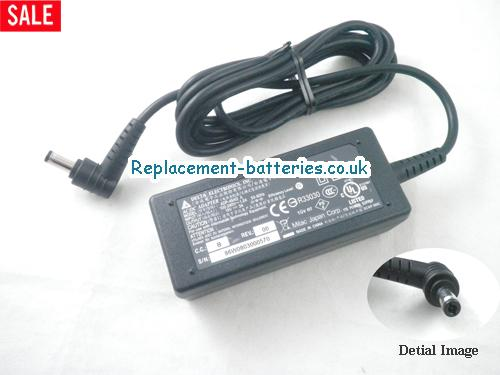 Delta Laptop AC Adapter 15V 3A