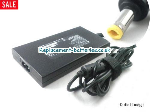 Genuine DELTA TUW0844000046 Laptop AC Adapter 18.5V 3.52A 65W