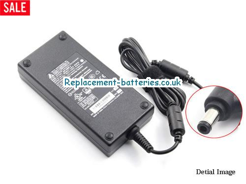 Genuine CHICONY A15-180P1A Laptop AC Adapter 19.5V 9.23A 180W