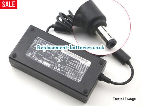Delta Laptop AC Adapter 19.5V 9.2A