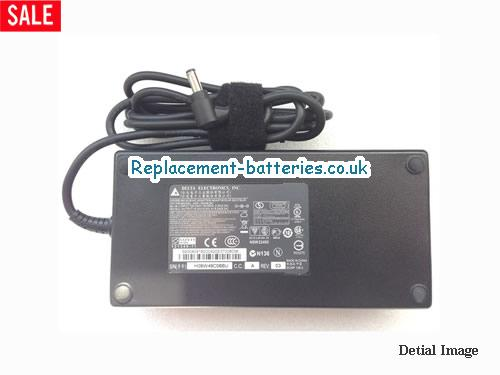 Genuine MSI GX70 3CC-228UK Laptop AC Adapter 19.5V 9.2A 180W