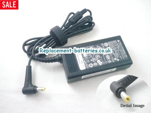 Genuine ACER 261XC Laptop AC Adapter 19V 3.42A 65W