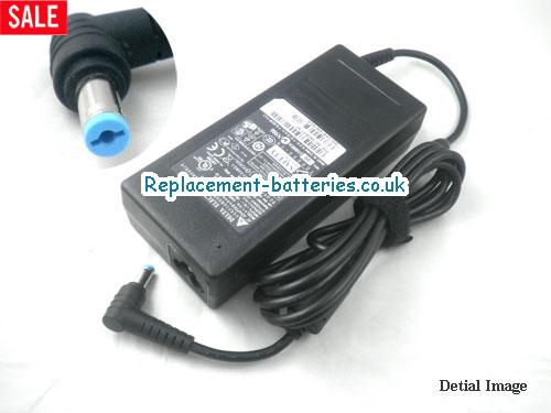 Delta Laptop AC Adapter 19V 3.79A