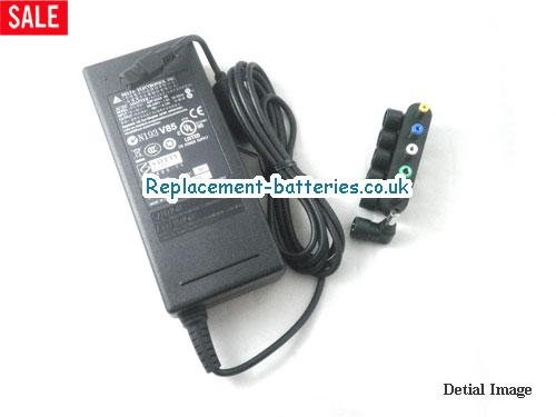 Genuine DELTA F8 Laptop AC Adapter 19V 4.74A 90W