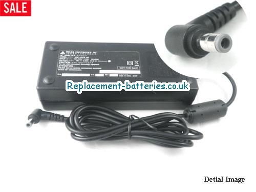 Genuine ASUS G50 Laptop AC Adapter 19V 6.32A 120W