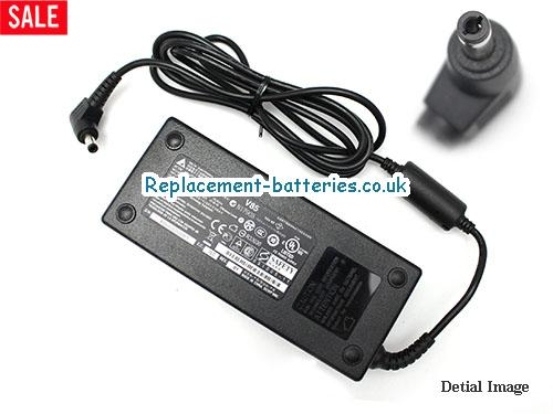Genuine DELTA G50 Laptop AC Adapter 19V 6.32A 120W