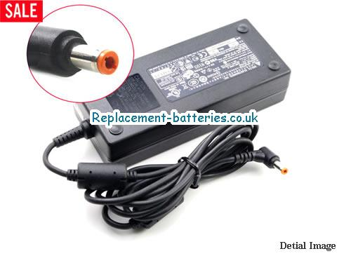Genuine DELTA ADP-135DB B Laptop AC Adapter 19V 7.11A 135W