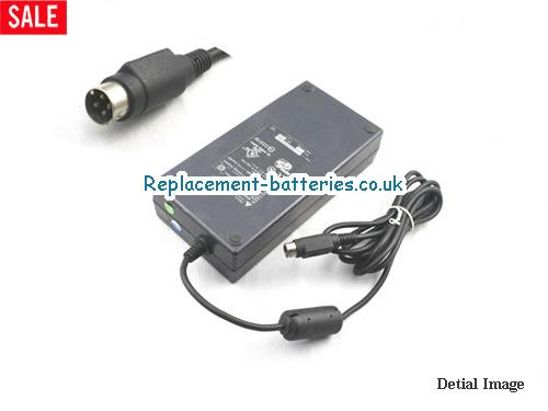 Genuine DELTA ADP-180HB D Laptop AC Adapter 19V 9.5A 180W