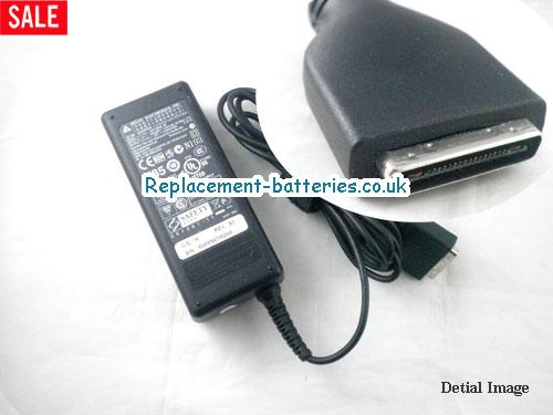Genuine ECS T30LI NOTEBOOK Laptop AC Adapter 20V 3.25A 65W