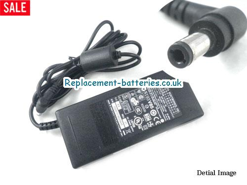 Delta Laptop AC Adapter 20V 4.5A