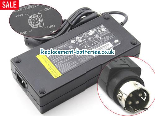 Genuine NCR 7611 Laptop AC Adapter 24V 6.25A 150W