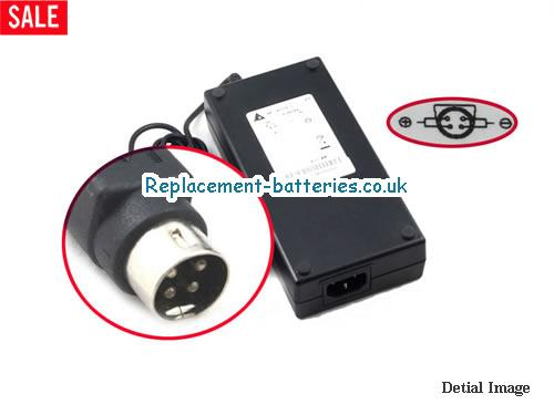 Delta Laptop AC Adapter 48V 2.75A