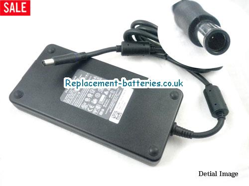 Genuine DELL M17X Laptop AC Adapter 19.5V 12.3A 240W
