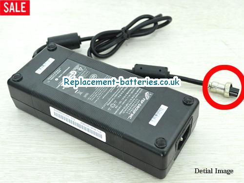 Genuine FSP FSP120-AHAN1 Laptop AC Adapter 12V 10A 120W