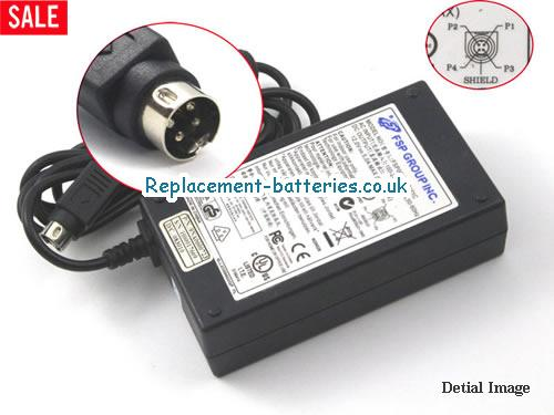Genuine ZEBRA UCL172-4 Laptop AC Adapter 12V 5A 60W