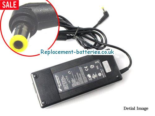 Genuine FSP FSP120-AAB Laptop AC Adapter 19V 6.7A 130W